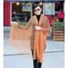 供应 镂空针织长围巾 时尚女款