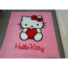 供应  HELLO KITTY珊瑚绒毛毯