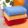 竹纤维水波纹毛巾